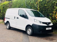USED 2013 13 NISSAN NV200 1.5 SE DCI 1d 89 BHP