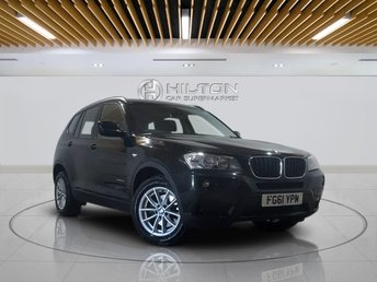 Used BMW X3 for sale in Leighton Buzzard