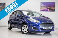 USED 2014 64 FORD FIESTA 1.6 TITANIUM ECONETIC TDCI 5d 95 BHP September 2020 MOT & Just Been Serviced
