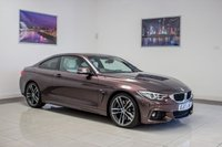 USED 2017 17 BMW 4 SERIES 3.0 440I M SPORT 2d AUTO 326 BHP September 2020 MOT & Just Been Serviced
