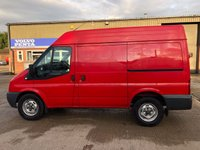 USED 2013 13 FORD TRANSIT 2.2 330 SWB MED ROOF AWD 4X4 125 BHP