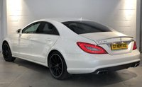 USED 2014 14 MERCEDES-BENZ CLS CLASS 5.5 CLS63 AMG  [557 BHP]