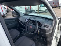 USED 2016 66 FIAT DOBLO CARGO 1.6 L2H1 1 OWNER FROM NEW FULL SERVICE HISTORY AIR CONDITIONING