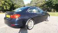 USED 2012 12 BMW 3 SERIES 2.0 320D LUXURY 4d AUTO 184 BHP SATELITE NAVIGATION, DUEL CLIMATE CONTROL, LEATHER TRIM, ALLOY WHEELS, CD-PLAYER, REMOTE LOCKING, KEYLESS START, BLUE-TOOTH PREP, AIR-CONDITIONING, ELECTRIC WINDOWS, ELECTRIC MIRRORS, NATION WIDE DELIVERY, SAME DAY FINANCE