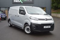 2017 CITROEN DISPATCH 1.6 M 1000 ENTERPRISE BLUE HDI 115 bhp £11495.00