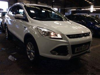 2016 FORD KUGA 1.5 TITANIUM 5d AUTO 180 BHP £13748.00