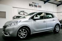 USED 2013 13 PEUGEOT 208 1.6 E-HDI ACTIVE 5d 92 BHP