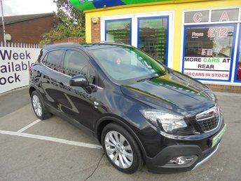 2016 VAUXHALL MOKKA 1.4 SE 5d AUTO 138 BHP £9000.00