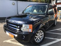 USED 2008 58 LAND ROVER DISCOVERY 2.7 3 TDV6 XS 5d AUTO 188 BHP