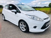 2011 FORD FIESTA 1.6 ZETEC S 3d 118 BHP £4495.00