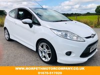 USED 2011 60 FORD FIESTA 1.6 ZETEC S 3d 118 BHP **FULL SERVICE HISTORY**