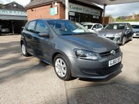 USED 2010 60 VOLKSWAGEN POLO 1.4 SE DSG 5d AUTO 85 BHP LOW MILES,FULL SERVICE HISTORY,TWO KEYS,AIR CON,AUX PORT