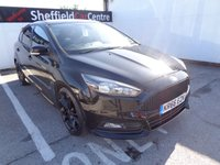USED 2017 66 FORD FOCUS 2.0 ST-2 5d 247 BHP Full Leather Air Con Bluetooth Sat Nav Heated Windsreen Privacy Glass