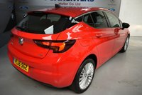 USED 2016 16 VAUXHALL ASTRA 1.6 ELITE NAV CDTI S/S 5d 134 BHP Sat Nav, Cheap Tax, Bluetooth, Cruise control, Full Leather