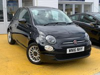 USED 2016 16 FIAT 500 1.2 POP STAR 3d 69 BHP NO DEPOSIT FINANCE AVAILABLE