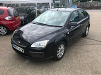 USED 2006 55 FORD FOCUS 1.6 LX 5d 100 BHP