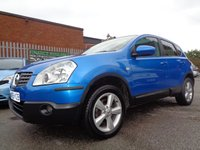 USED 2008 08 NISSAN QASHQAI 2.0 TEKNA 5d 140 BHP FULL LEATHER INTERIOR PANORAMIC ROOF