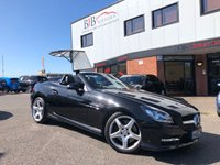 USED 2013 62 MERCEDES-BENZ SLK 2.1 SLK250 CDI BLUEEFFICIENCY AMG SPORT 2d 204 BHP