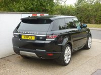 USED 2013 63 LAND ROVER RANGE ROVER SPORT 3.0 SDV6 HSE 5d AUTO 288 BHP FULL LAND ROVER SERVICE HISTORY