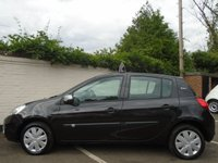 USED 2011 11 RENAULT CLIO 1.1 BIZU 5d 75 BHP GUARANTEED TO BEAT ANY 'WE BUY ANY CAR' VALUATION ON YOUR PART EXCHANGE