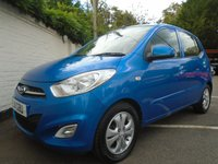 USED 2011 11 HYUNDAI I10 1.2 STYLE 5d 85 BHP GUARANTEED TO BEAT ANY 'WE BUY ANY CAR' VALUATION ON YOUR PART EXCHANGE