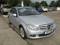 2011 MERCEDES-BENZ C CLASS 2.1 C220 CDI BLUEEFFICIENCY EXECUTIVE SE 4d AUTO 170 BHP £7695.00