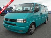 USED 1996 VOLKSWAGEN T4 CARAVELLE 2.5 PETROL AUTO, CARAVELLE TRANSPORTER MINIBUS T4
