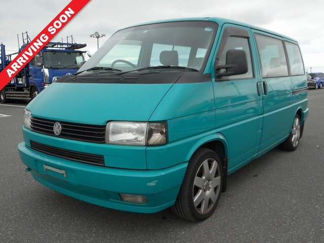 View our VOLKSWAGEN T4 CARAVELLE