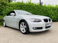 2007 BMW 3 SERIES 2.0 320I SE 2d 168 BHP £6190.00