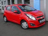 USED 2013 63 CHEVROLET SPARK 1.2 LT 5d 80 BHP