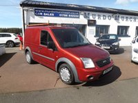USED 2010 10 FORD TRANSIT CONNECT 1.8 T200 TREND LR 1d 90 BHP