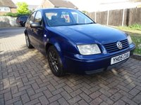 USED 2005 05 VOLKSWAGEN BORA 1.9 HIGHLINE TDI 4d 129 BHP TRADE CLEARANCE