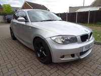 USED 2009 58 BMW 1 SERIES 2.0 118D M SPORT 3d 141 BHP TRADE CLEARANCE