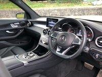 USED 2018 18 MERCEDES-BENZ GLC-CLASS 0.0 GLC 220 D 4MATIC AMG LINE PREMIUM 5d AUTO 168 BHP