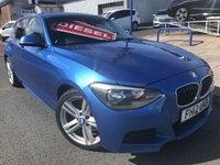 2012 BMW 1 SERIES 1.6 116I M SPORT 5d 135 BHP £8977.00