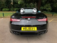 USED 2008 08 ALFA ROMEO SPIDER 2.2 JTS 2d 185 BHP FULLY REFURBISHED