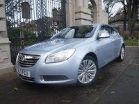 2013 VAUXHALL INSIGNIA 2.0 SE CDTI 5d 157 BHP £4495.00