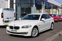 2010 BMW 5 SERIES 2.0 520d SE 4dr £7887.00