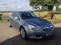 2012 VAUXHALL INSIGNIA 2.0 SRI NAV CDTI 5d AUTO 157 BHP £4991.00