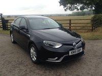 2015 MG 6 1.8 TL DTI TECH 5d 150 BHP £5991.00