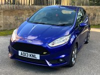 USED 2013 13 FORD FIESTA 1.6 ST-2 3d 180 BHP