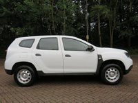 USED 2018 68 DACIA DUSTER 1.6 ACCESS SCE 5d 115 BHP