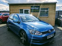 2013 VOLKSWAGEN GOLF 1.6 SE TDI BLUEMOTION TECHNOLOGY 5d 103 BHP £7995.00
