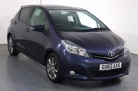 USED 2012 62 TOYOTA YARIS 1.3 VVT-I SR 5d 98 BHP 2 LADY OWNERS From New