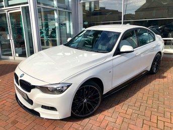 2015 BMW 3 SERIES 2.0 320D XDRIVE M SPORT 4d AUTO 181 BHP £16500.00