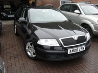 USED 2008 08 SKODA OCTAVIA 1.9 AMBIENTE TDI 5d 103 BHP ANY PART EXCHANGE WELCOME, COUNTRY WIDE DELIVERY ARRANGED, HUGE SPEC