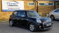 USED 2015 15 MINI HATCH ONE 1.2 ONE 3d AUTO 101 BHP