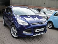USED 2015 15 FORD KUGA 2.0 TITANIUM X TDCI 5d 177 BHP ANY PART EXCHANGE WELCOME, COUNTRY WIDE DELIVERY ARRANGED, HUGE SPEC