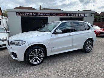 2015 BMW X5 2.0 25d M Sport Auto xDrive (s/s) 5dr £19995.00