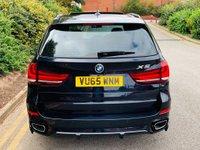 USED 2015 65 BMW X5 3.0 30d M Sport Auto xDrive (s/s) 5dr PERFORMANCE KIT 7 SEATS PAN RF